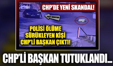 Polisi aracıyla sürükleyen eski CHP Gençlik Kolları Başkanı Bülent Sadıkoğlu tutuklandı