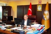 Prof. Dr. Tabakoglu Açiklamasi 'Önce Insanlari Irsat Ettiler'