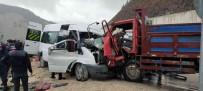 Tokat'taki Kazada Ölü Sayisi 2'Ye Yükseldi