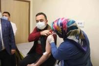 Turkovac Asisi Erzurum'da Ilk Gönüllüsüyle Bulustu