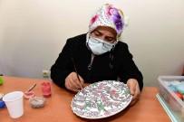 Yildirimli Kadinlardan Çini Sanatina Büyük Ilgi
