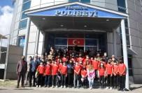 Yüksekova Emniyet Müdürlügü 40 Ögrenciyi Ankara Gönderdi
