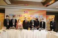 56. Türk Pediatri Kongresi'nden Çocuklara Asi Çagrisi