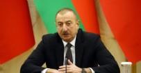 Aliyev'den Özdemir Bayraktar için taziye!