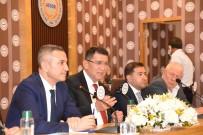 Antalya'da Kantinci Esnafin Sorunlari Konusuldu