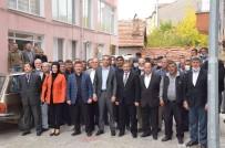 Baskan Dogan Açiklamasi 'Demokrasi Muhtarlardan Basliyor'