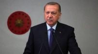 Başkan Erdoğan'a Togo'da karşılama töreni!