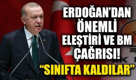 Başkan Erdoğan'dan TRT World Forum'un açılışına video mesaj!