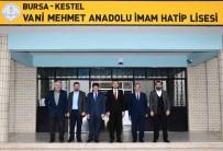 Baskan Tanir Açiklamasi ''Imam Hatip Okullari, Verdikleri Egitimle Örnek Oluyor''