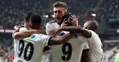 Beşiktaş galibiyet için Avrupa sahnesinde!