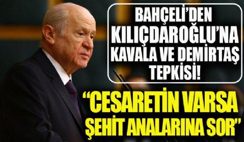 Devlet Bahçeli'den MHP Grup Toplantısı'nda önemli açıklamalar!