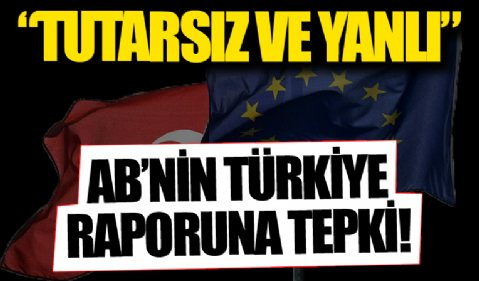 Dışişlerinden AB'ye tepki: Türkiye'ye karşı sorumluluklar göz ardı edildi