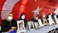Evlat nöbeti tutan ailelerden CHP'li İBB Başkanı İmamoğlu'na tepki! PKK'nın yanında duruyor...