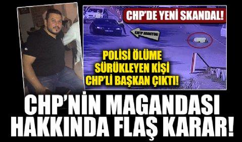 """Kocaeli'de polisi metrelerce sürükleyen CHP'li Bülent Sadıkoğlu'nun ilk ifadesi ortaya çıktı: """"Aslında ben çok beyefendi birisiyim"""""""