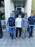 Malatya'da 11 Kaçak Göçmen Yakalandi