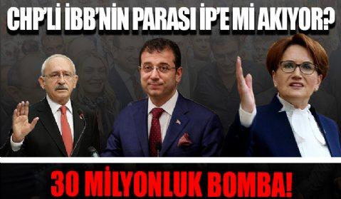 Millet İttifakı'ndaki adaylık krizinde bomba iddia! CHP'li İBB'nin parası İyi Parti'ye mi akıyor?