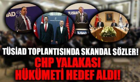 Simone Kaslowski ve Daron Acemoğlu'ndan TÜSİAD toplantısında tepki çeken sözler
