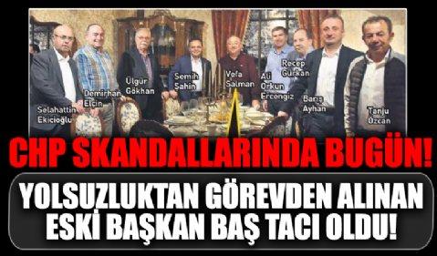 Yolsuzluk yapan, CHP'de el üstünde tutuluyor! Görevden alınan Vefa Salman'ı Belediye Başkanı gibi davet etti