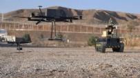 İlk görev tamam: İnsansız hava aracı 'BAHA' sınırdaki testi başarıyla geçti