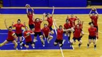 İşitme Engelliler Kadın Voleybol Milli Takımı dünya şampiyonu oldu!