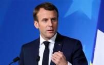 Macron yine Türkiye'yi hedef aldı: Dezenformasyon ve propagandayı Türkler yapıyor