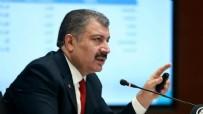Sağlık Bakanı Fahrettin Koca haftalık coronavirüs vaka sayısını açıkladı