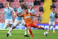 Trabzon Kayserispor'u mağlup etti!