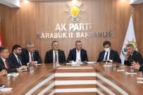 AK Partili Kandemir, IYI Parti Genel Baskani Aksener'e Yüklendi
