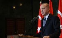 Başkan Erdoğan'a Nijerya'da tören!