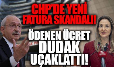 CHP'de yeni fatura skandalı! SMS için ödenen ücret dudak uçuklattı...