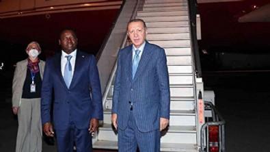 Cumhurbaşkanı Erdoğan Nijerya'da!