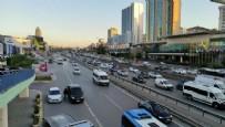 Trafik yoğunluğu yüzde 63'e ulaştı!