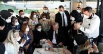 Başkan Erdoğan vatandaşlarla sohbet etti!