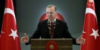 Başkan Erdoğan'dan sert açıklama: Haddinize değil!