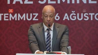 MHK Başkanı Serdar Tatlı istifa etti! Az önce açıklandı...