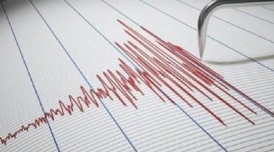 Akdeniz'de korkutan deprem! Haberi