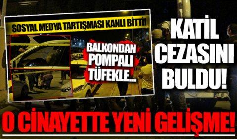 Antalya'daki sosyal medya cinayetinde yeni gelişme! Katil tutuklandı...