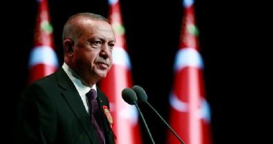 Başkan Erdoğan'dan Milli Görüş Sempozyumu'na video mesaj! Haberi
