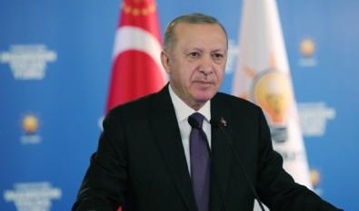 Başkan Erdoğan: Afrika'yla ticaret hedefimiz 75 milyar dolar! Haberi