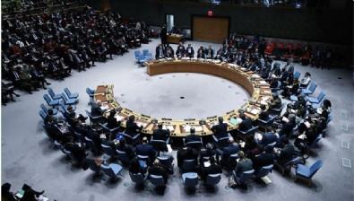 Cezayir BMGK toplantısından çekildi: Kötü niyetler taşıyor Haberi