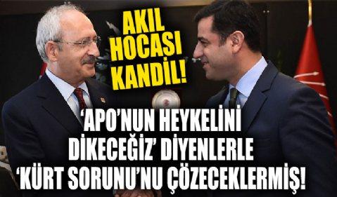 CHP lideri Kemal Kılıçdaroğlu: 'Dostlarımızla iktidar olup Kürt sorununu çözeceğiz'