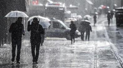 Hafta sonu planı yapanlar dikkat! Meteoroloji'den 26 kent için sağanak uyarısı Haberi