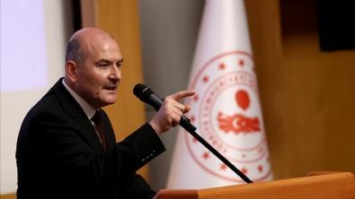 İçişleri Bakanı Soylu'dan skandal sözlere sert tepki! 'Ne pervasız ne edepsiz bir açıklama' Haberi