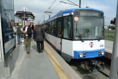 İstanbul'da şimdi de tramvay arızası Haberi