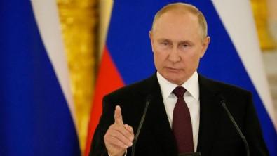 Putin Batı'yı topa tuttu! 'İnsanlığa karşı işlenmiş bir suç' Haberi