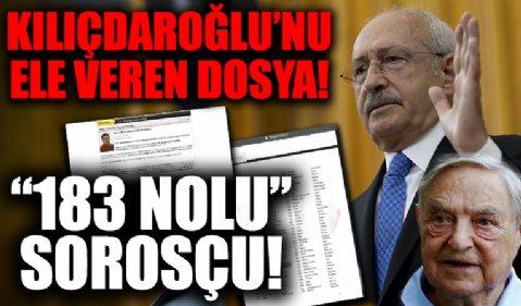Soros'un fonladığı TESEV'in kurucu üyesi Kılıçdaroğlu'ndan gülünç açıklama: 'En büyük Sorosçu Erdoğan'dır'