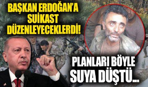 Başkan Erdoğan'a suikastı helikopter arızası önledi