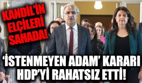 HDP'den 10 büyükelçi kararına tepki!