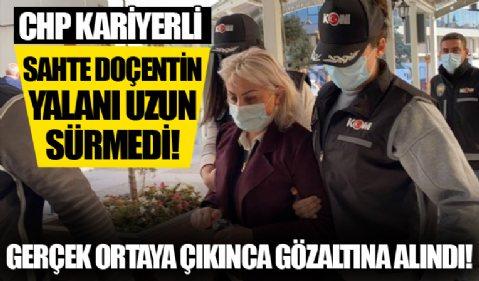 Aksaray Üniversitesi'ndeki sahte doçentin yalanı uzun sürmedi