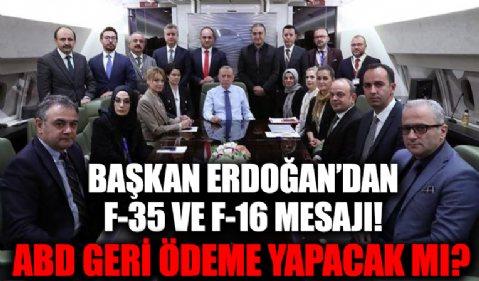 Başkan Erdoğan'dan Azerbaycan dönüşü çarpıcı mesajlar: Ben taarruzdayım, kitabımda geri adım atmak yok...